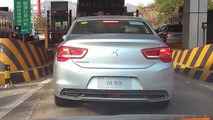 Citroen DS 5LS caught in the metal
