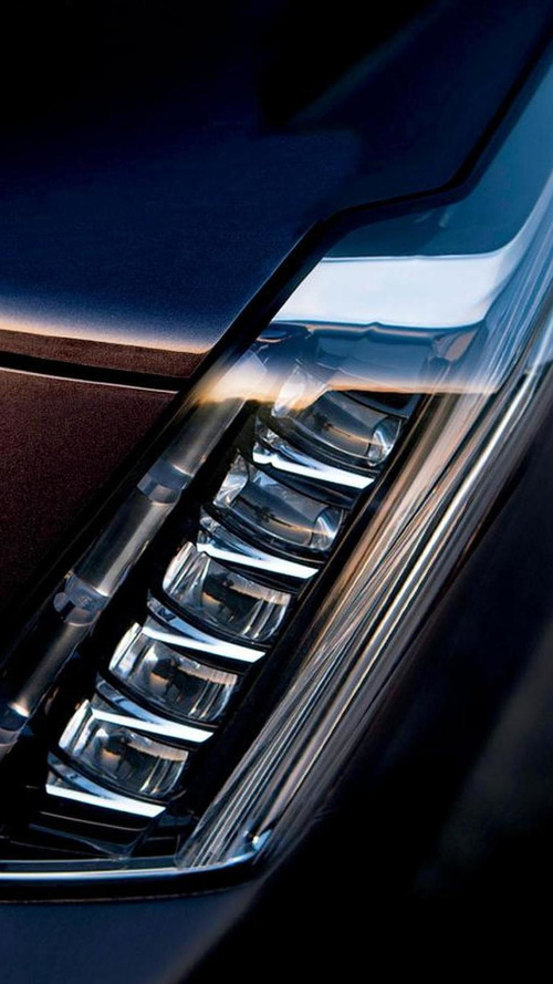 2015 Cadillac Escalade teased [videos]