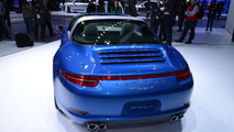 2014 Porsche 911 Targa live at 2014 NAIAS