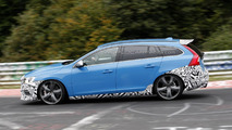 2014 Volvo V60 Polestar spy photo 15.10.2013