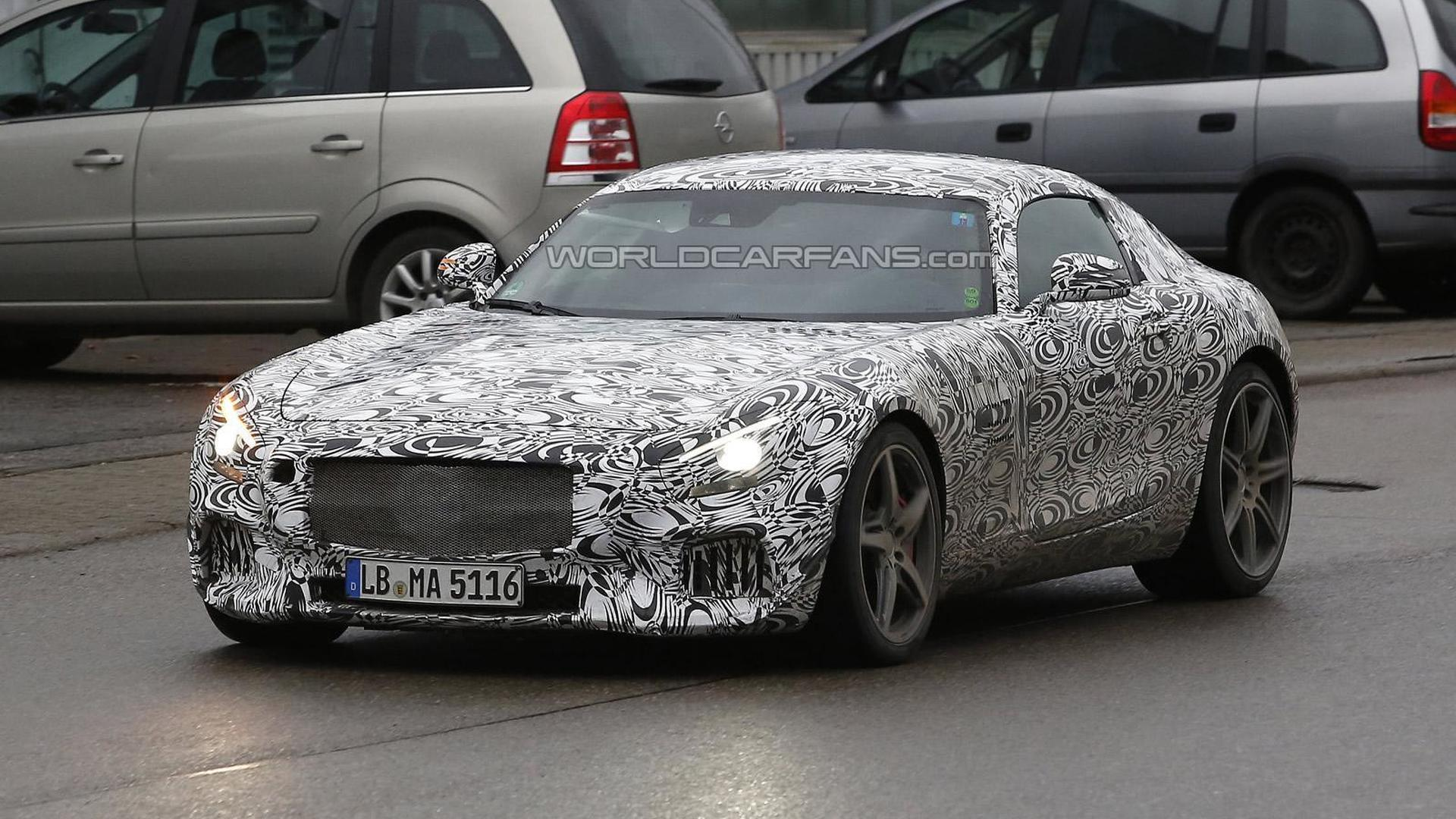 Former AMG boss says the upcoming AMG GT will be 'pure sport' - report