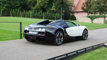 Piano-inspired Bugatti Grand Sport Vitesse 03.10.2013