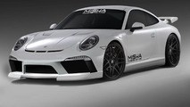 Porsche 911 by Misha Design 03.10.2013