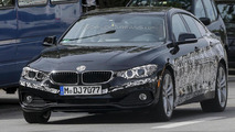 2014 BMW 4-Series GranCoupe spy photo