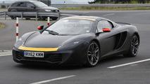 2015 McLaren P13 mule spy photo