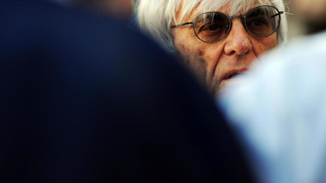 Bernie Ecclestone 17.11.2013 United States Grand Prix