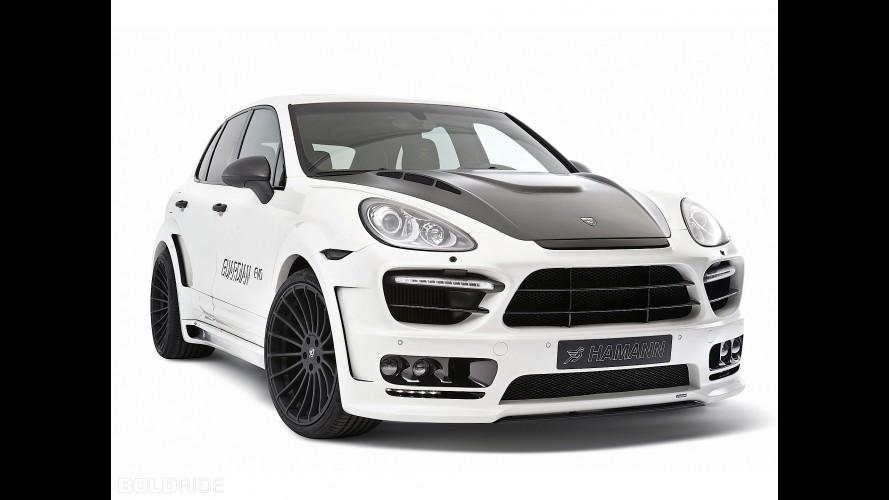 Hamann Porsche Cayenne Guardian Evo