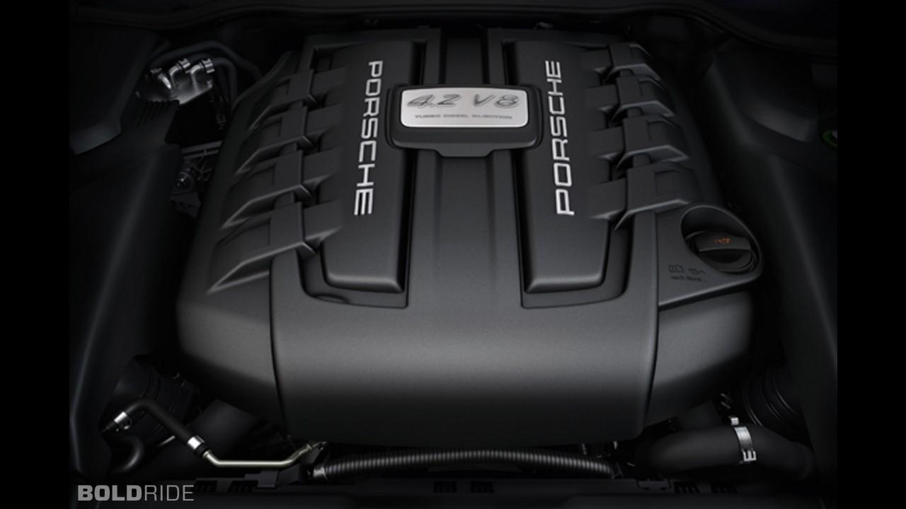 Porsche Cayenne V8 Diesel