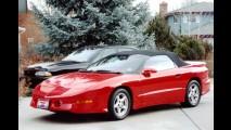 Pontiac Firebird Trans Am Convertible