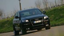 Cargraphic Q7 Test Drive
