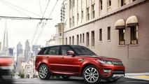 2016 Range Rover Sport gains new options & additional standard equipment