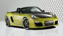 speedART SP81-R based on Porsche Boxster S (981) to make Essen debut
