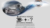 Bugatti TypeZero single-seater concept envisioned