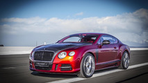 Mansory Sanguis based on Bentley Continental GT