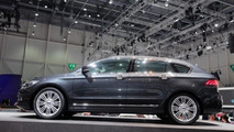 Qoros Estate Concept at 2013 Geneva Motor Show