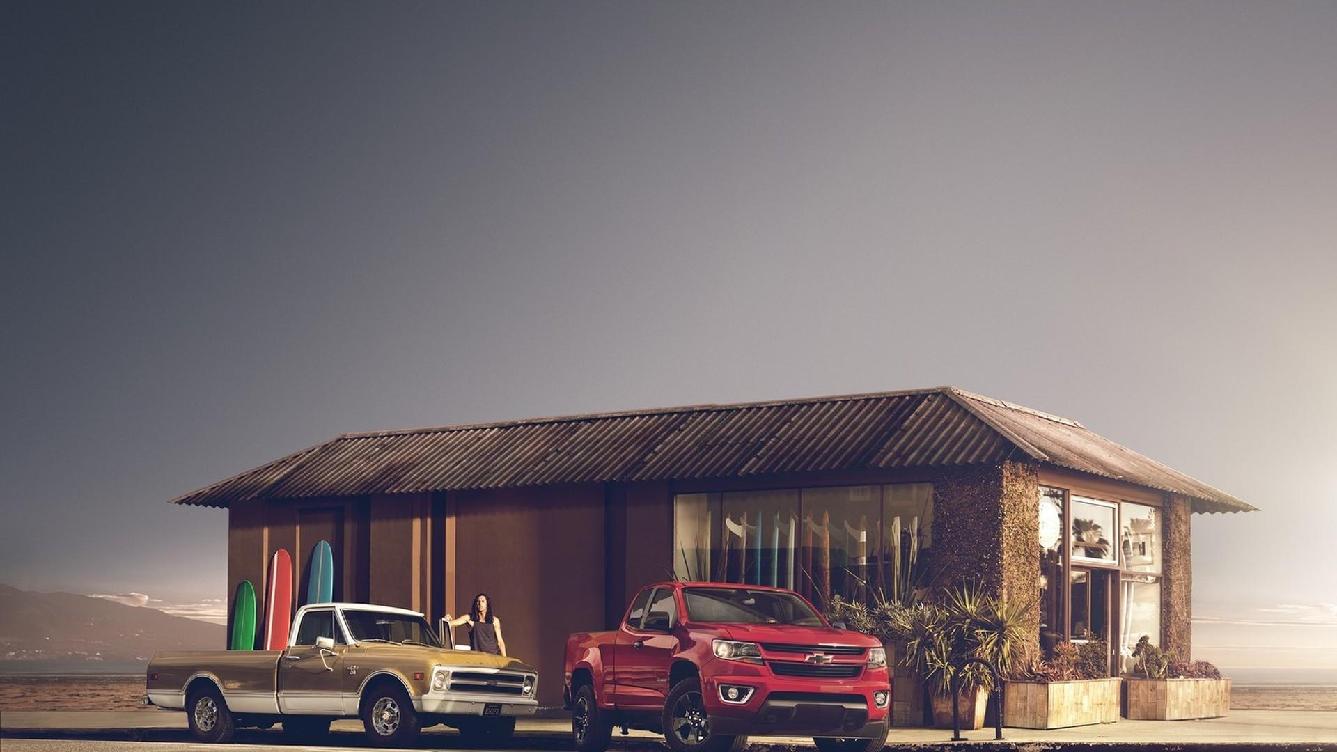 2017 Chevy Colorado Shoreline introduced with visual tweaks