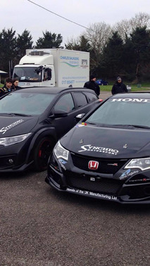 Honda Civic Tourer Type R by Synchro Motorsport