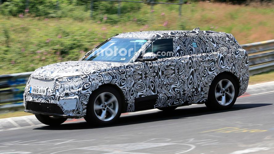 VIDÉO - Range Rover Sport Coupé, c'est pour bientôt