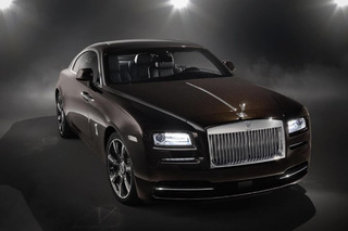 Musically Inspired Rolls-Royce Special Edition Headed to Pebble Beach
