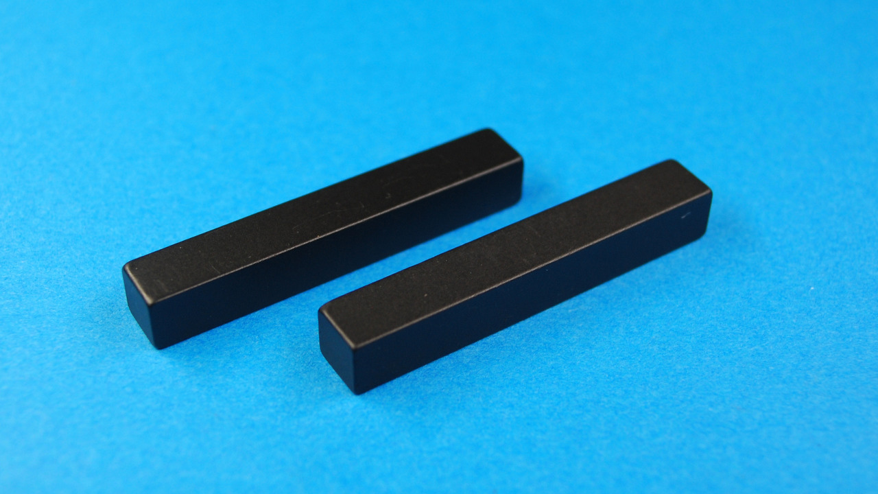 Magnets without rare earth metals