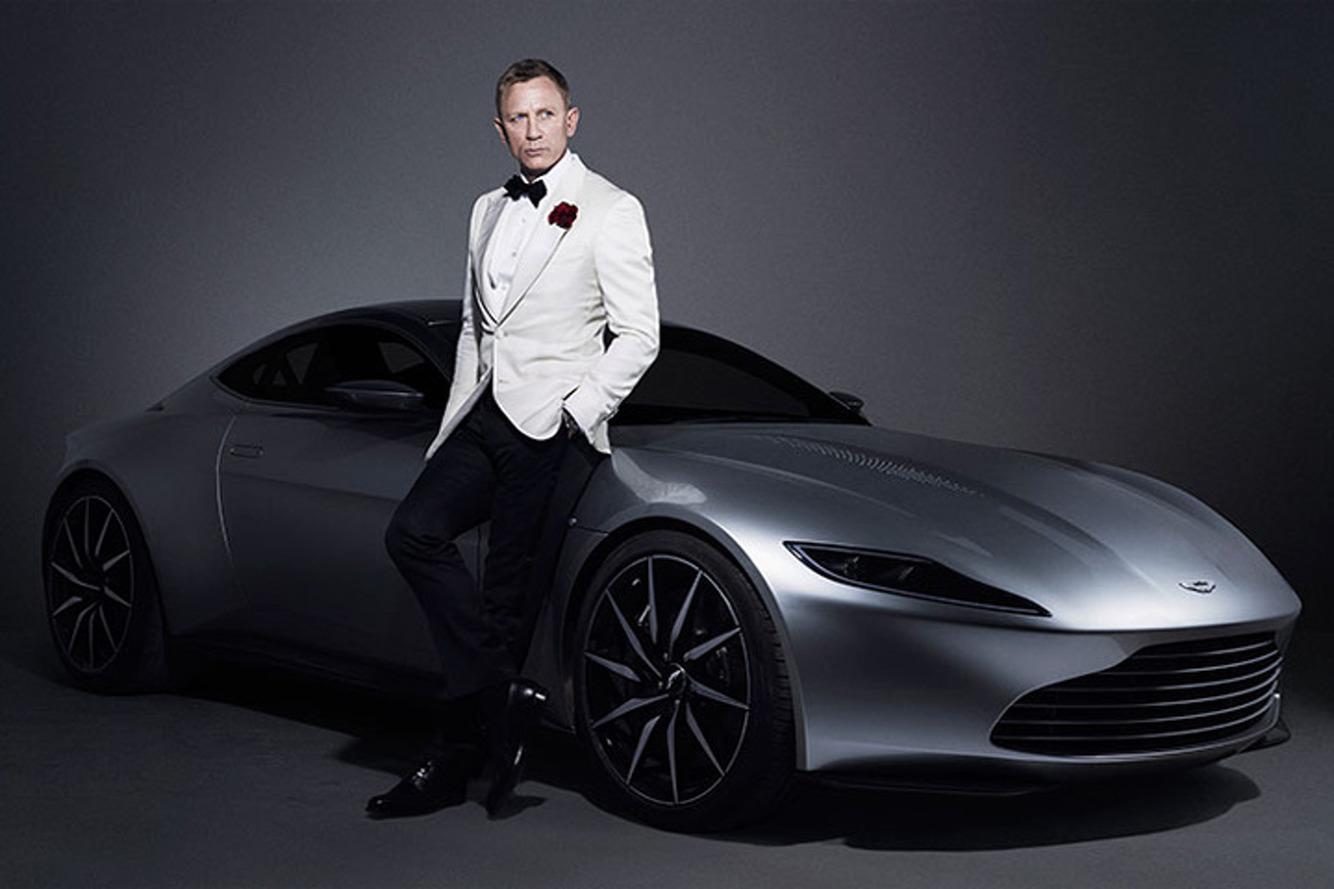 James Bond's Aston Martin DB10 Just Sold for $3.5 Million