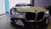 Hear the BMW 3.0 CSL Hommage R engine roar during Paris event [video]