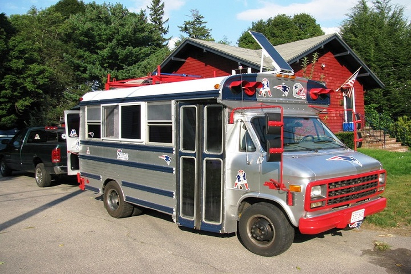 Your Tailgating Rig Ain't Got Nothing On These!