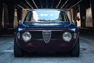 The 2017 Giulia Looks Good, But the Alfa Romeo GTV is Still the Business