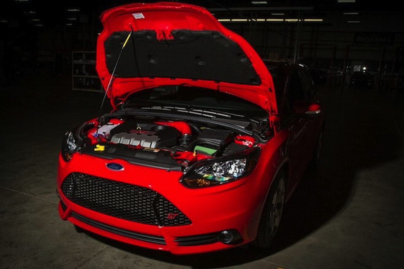 Roush Tunes Up the Ford Focus ST [w/video]