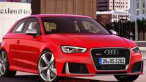 Audi RS3 3-door hatch