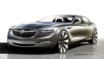 Buick Avenir concept unveiled, previews a possible flagship sedan [video]