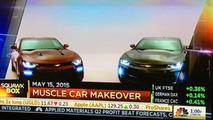 2016 Chevrolet Camaro leaked image