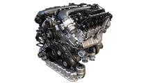 Volkswagen / Bentley 6.0-liter W12 TSI engine