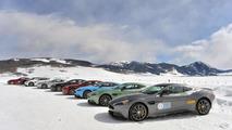 Aston Martin On Ice Winter Driving Experience