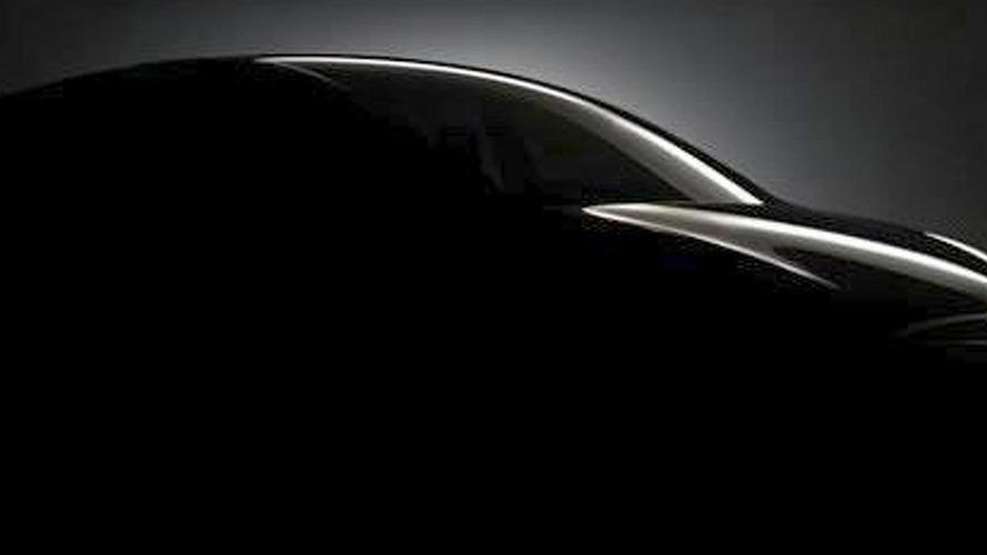 Tesla Model X teased ahead of February unveiling