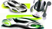 Bizzarrini Veleno student deisgn concept, 1280, 09.04.2012