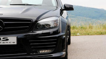Mercedes C63 AMG by HMS-tuning, 800, 08.05.2012