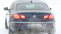VW Passat CC First Real Life Photos