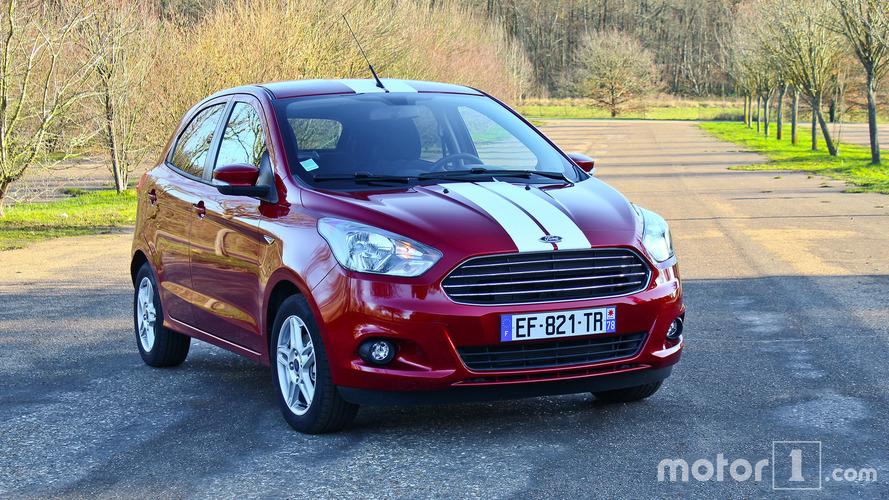 Novo Ford Ka - O que os franceses acharam do hatch nascido no Brasil