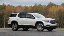 2017 GMC Acadia Review: Not Every Terrain