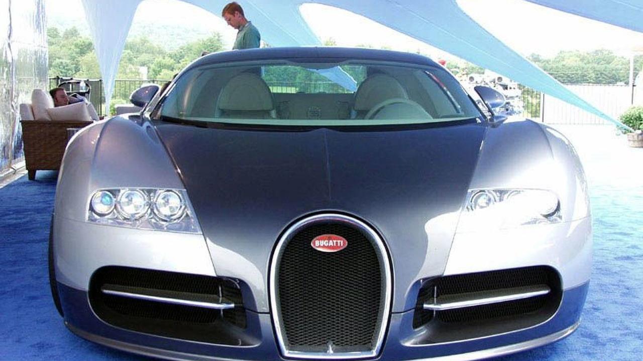 Bugatii Veyron 16.4