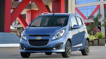 2013 Chevrolet Spark revealed for North America