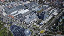 2012 BMW F30 3-Series production at Munich plant 28.10.2011