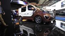 Opel at 2015 IAA
