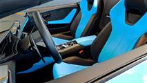 Lamborghini Washington displays Huracan Spyder