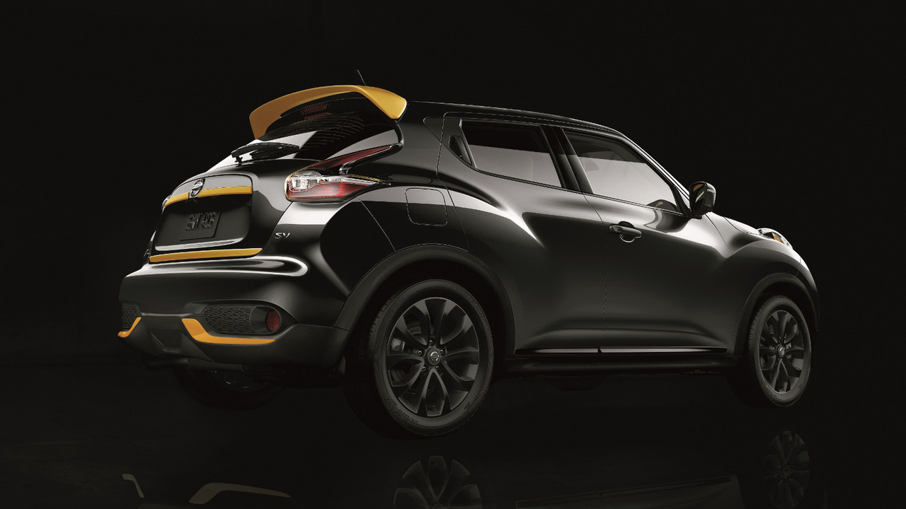 Nissan Juke Stinger Edition by Color Studio