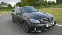 Jenson Button takes delivery of Mercedes-Benz C-Class DR 520 Estate