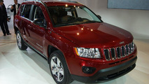 2011 Jeep Compass swaggers into Detroit