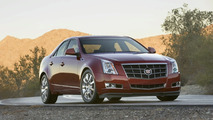 Cadillac CTS Gets WiFi Internet Access - Debut in New York