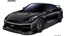 Nissan R35 GT-R by TommyKaira - super black - 800